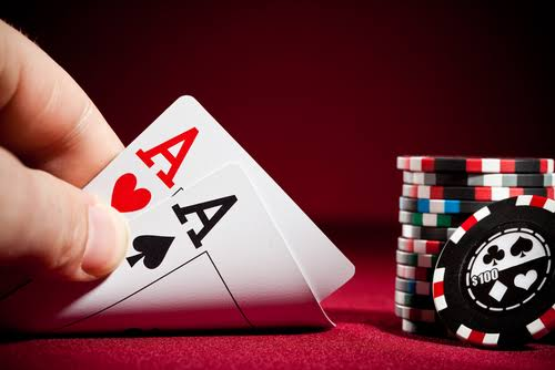 You Can Play Poker Online