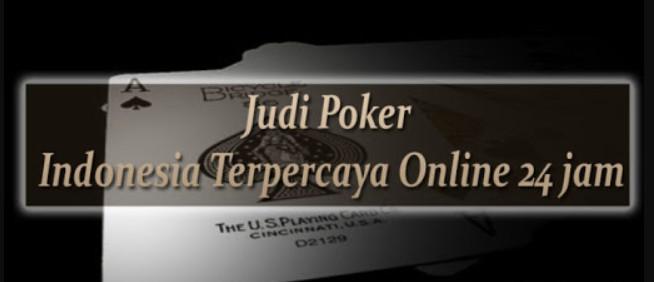 menang judi poker