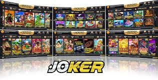 Slots joker123
