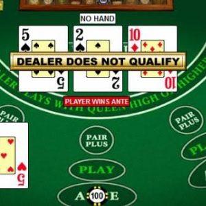 Golden Flower Three Card Poker